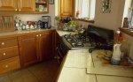 kuchenka w kuchni