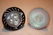 halogeny LED